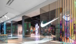 nike en The Dubai Mall 248x144 - Dubái: Nike abre la tienda más grande de Oriente Medio