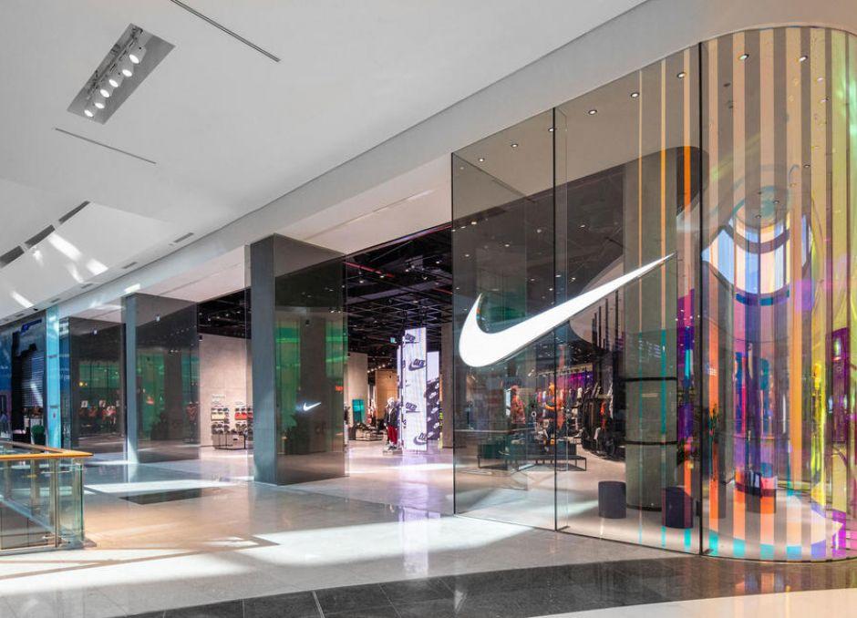 nike en The Dubai Mall - Dubái: Nike abre la tienda más grande de Oriente Medio