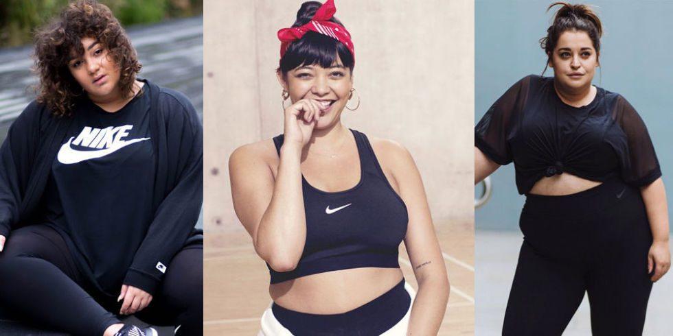 nike plus size 3 - Nike lanza su primera línea de ropa de talla grande para mujeres