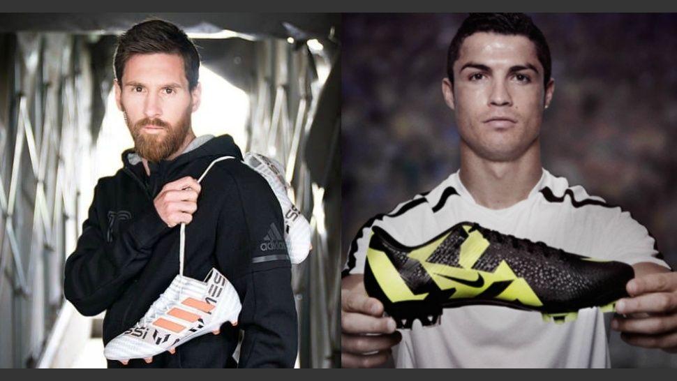 nike y adidas - Nike y Adidas luchan para posicionarse en el Mundial Rusia 2018