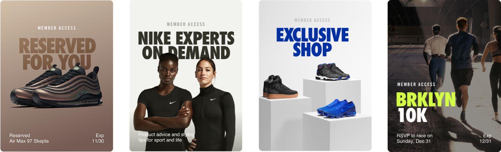 nike APPCDP MEMBERSHIP P2 DT - La transformación digital de Nike