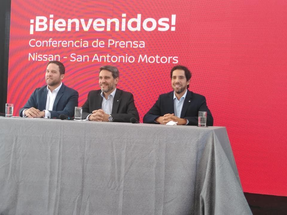 nissan - Nuevo concesionario de Nissan en Chiclayo tendrá el portafolio completo