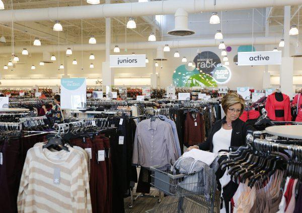 nordstrom rack two - Nordstrom Rack prevé operar 300 tiendas para el año 2020