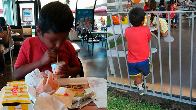 noticia denuncia facebook burger king - Municipalidad de Surco denuncia local de Burger King por discriminación