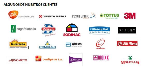 Clientes Perú Retail