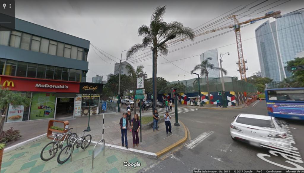 nuevo recinto comercial calle las begonias 1024x584 - Zara abrirá una tienda en la calle Las Begonias en San Isidro