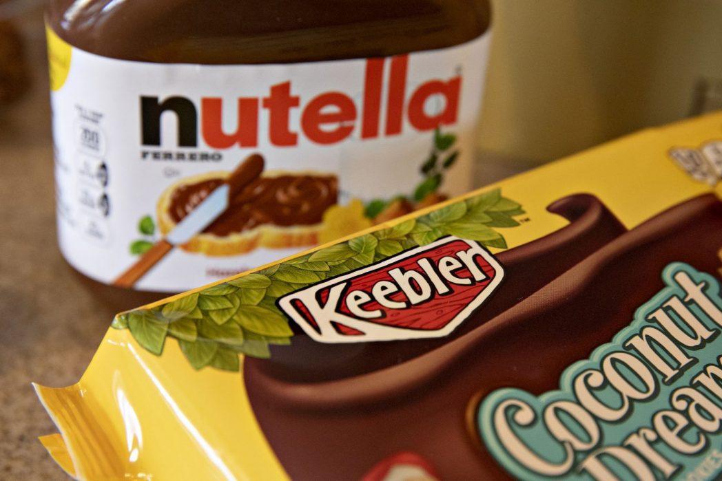 Ferrero compra las marcas Kellogg, Keebler y Faous Amos