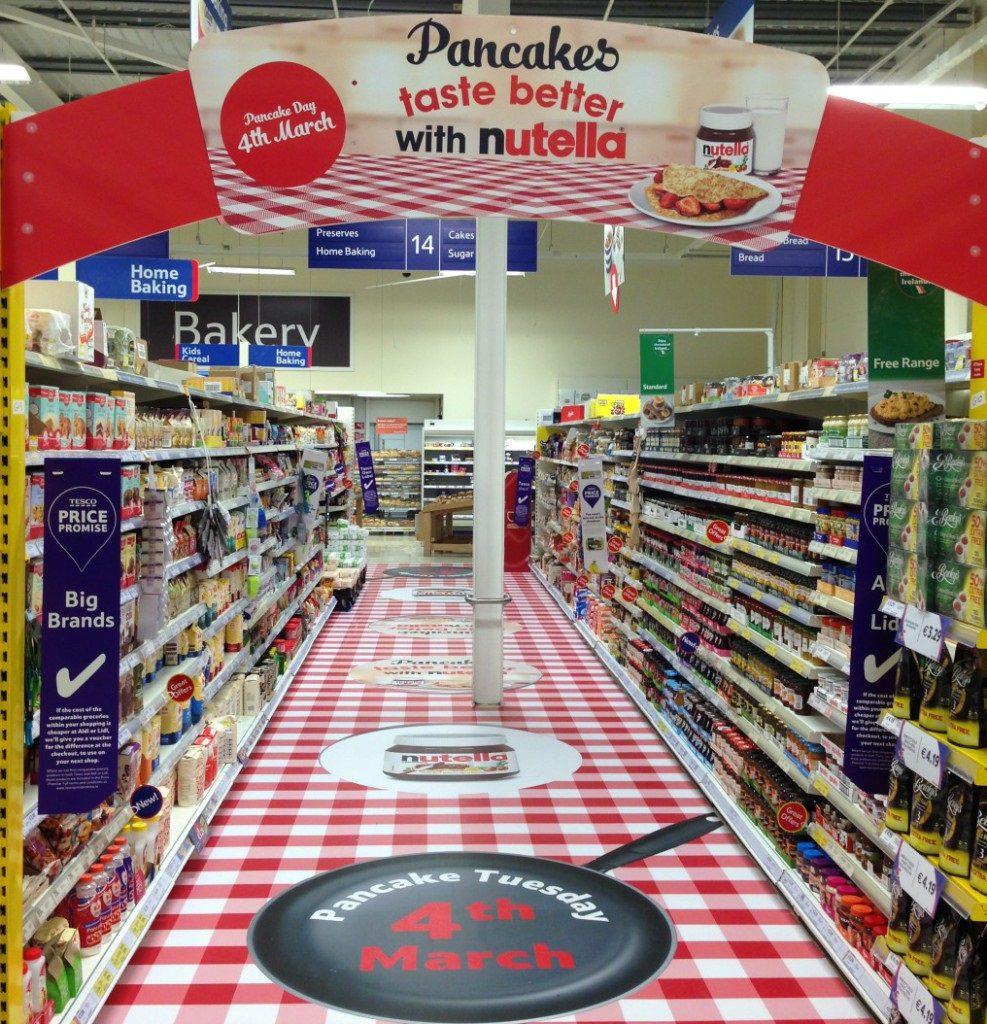 nutella shopper marketing - ¿Qué es shopper marketing?