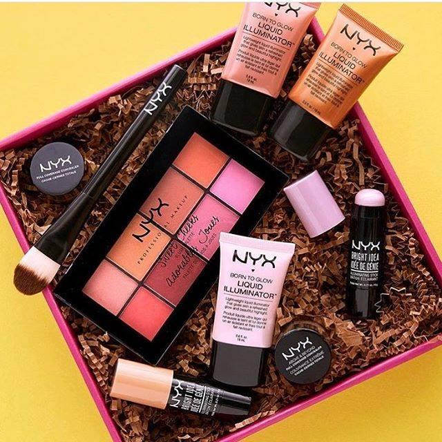 nyx productos 2 - NYX Professional Makeup inauguró 10 módulos en Lima, Piura y Chiclayo