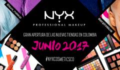 nyxcosmtics colombia 240x140 - NYX planea abrir sus primeras tiendas propias y canal ecommerce en Colombia este año