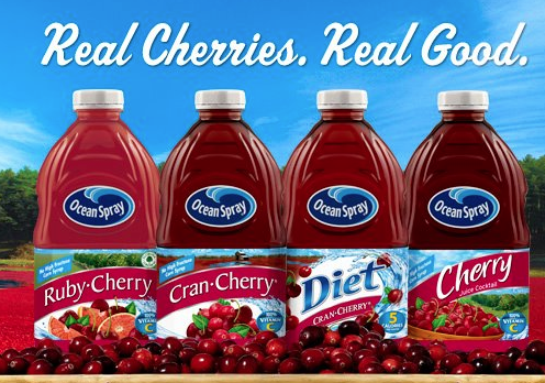 ocean spray cranberry juice - Ocean Spray lanza primera producción local de Cranberry Light