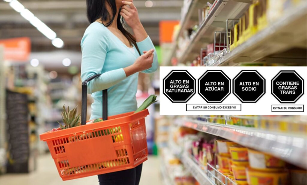 octogono Perú Perú Retail 1024x619 - Bodegas podrán vender bebidas y alimentos sin octógonos hasta junio de 2020