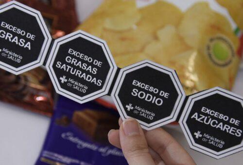 Desde el 17 de junio empieza el rotulado de productos con octógonos