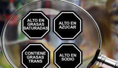 octogonos de salud - Perú Retail