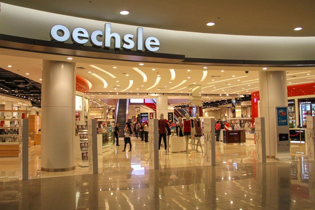 oechsle jockey plaza 2 1024x682 - 2017: Retailers con más sanciones en el Perú