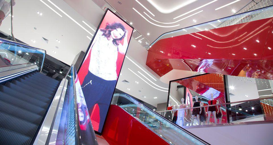 oechsle ms store - Oechsle abrió nueva departamental en Miraflores