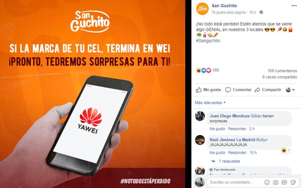 oferta huawei 1 Perú Retail 1024x638 - Conoce los negocios que han aprovechado el veto de Huawei para lanzar ofertas