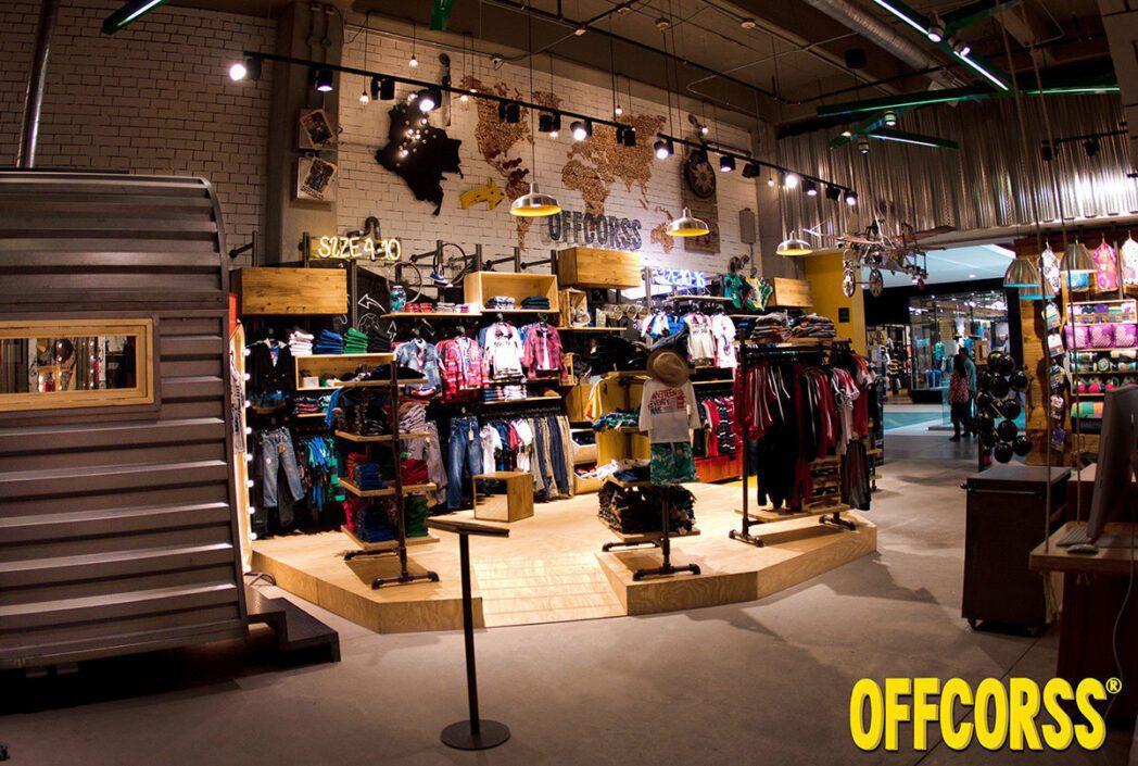 offcorss - Offcorss, la nueva marca de moda infantil que desembarcaría en Perú