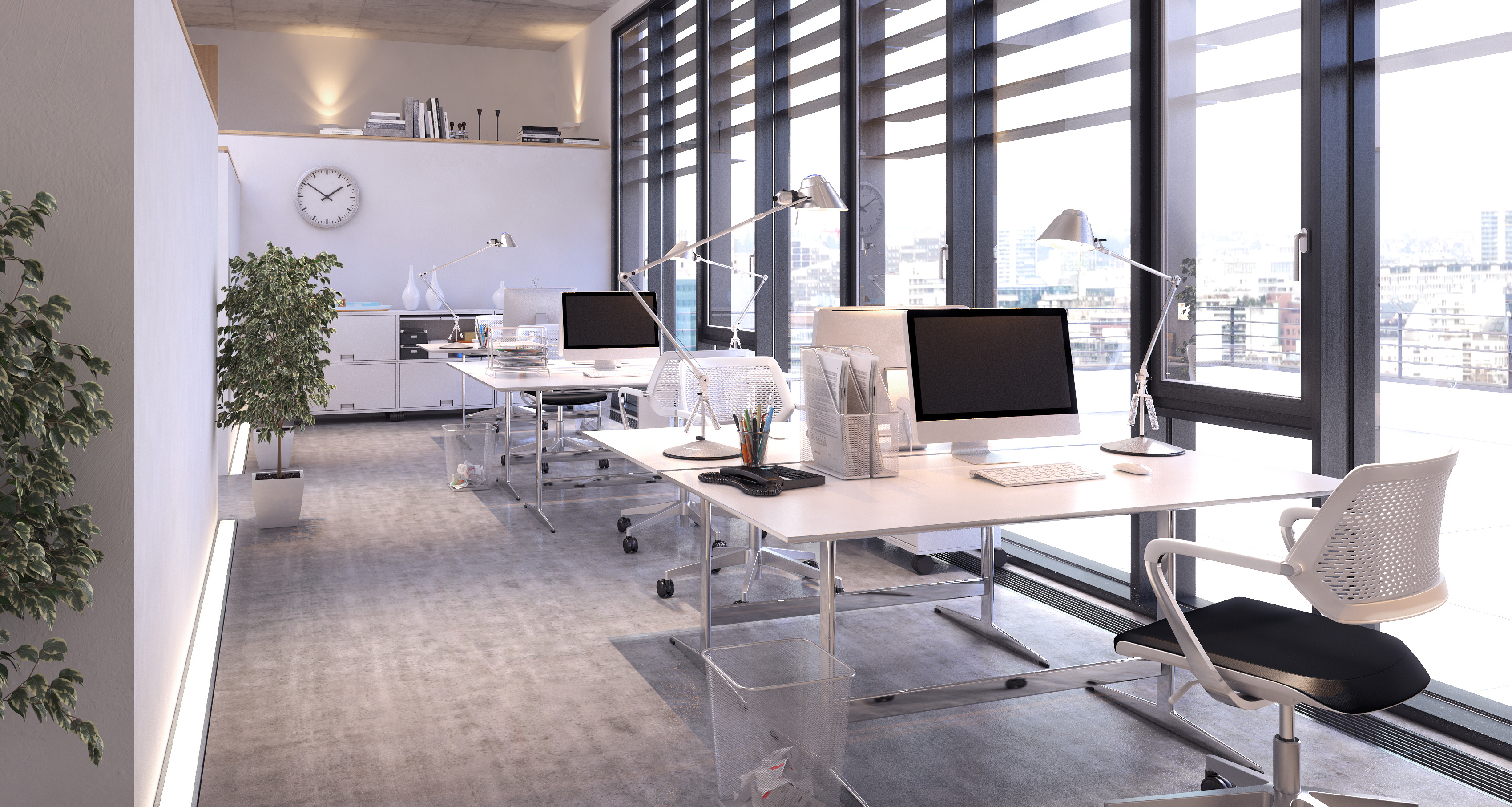 El mercado de nuevas oficinas est tomando mayor fuerza for Oficina de empleo estepa