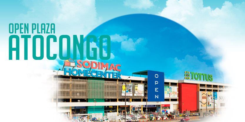 open plaza atocongo1 - Radiografía de los centros comerciales Open Plaza en el Perú