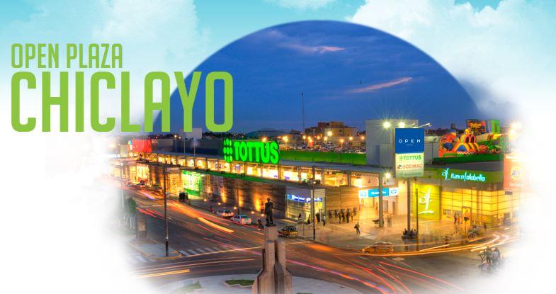 open plaza chiclayo - Radiografía de los centros comerciales Open Plaza en el Perú