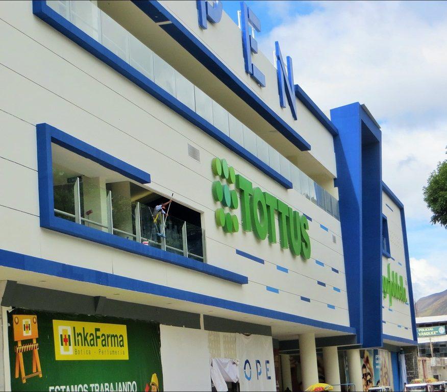 open plaza huanuco - Radiografía de los centros comerciales Open Plaza en el Perú