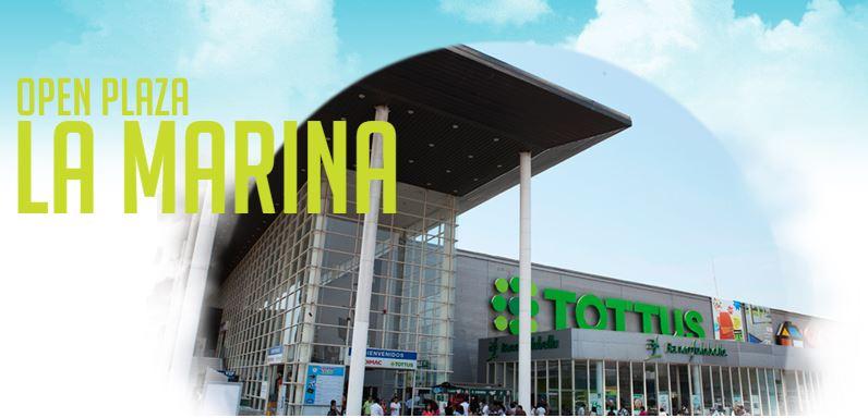 open plaza la marina1 - Radiografía de los centros comerciales Open Plaza en el Perú