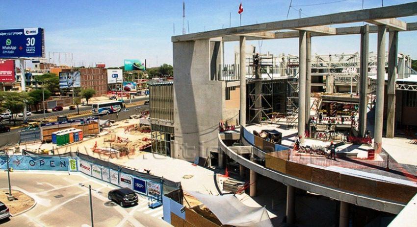open plaza piura 20152 - Malls encabezan las construcciones en el Perú con un 50%