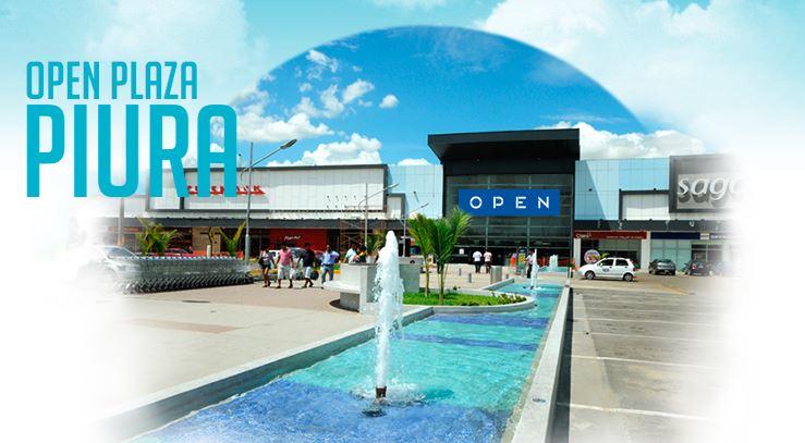 open plaza piura2 - Radiografía de los centros comerciales Open Plaza en el Perú