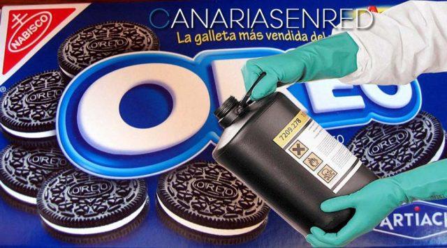 oreo - Galletas Oreo habrían sido fabricadas con químicos dañinos en planta mexicana
