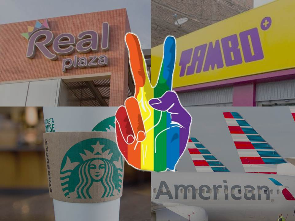 orgullo gay empresas - Perú Retail