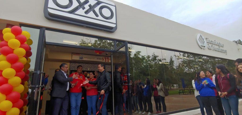 oxxo tec de monterrey - Conoce la nueva tienda de Oxxo que funciona dentro de una universidad