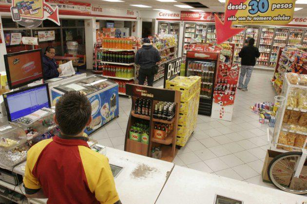 oxxo tienda mexico2 - Cada 6 horas se abre un nuevo Oxxo