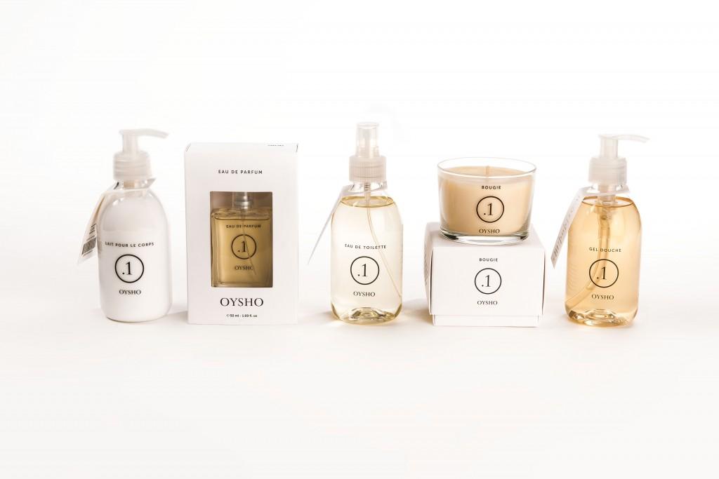 oysho perfume 2