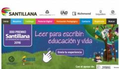 pagina editorial santillana 240x140 - Grupo Prisa aguarda por ofertas de compra para editorial Santillana