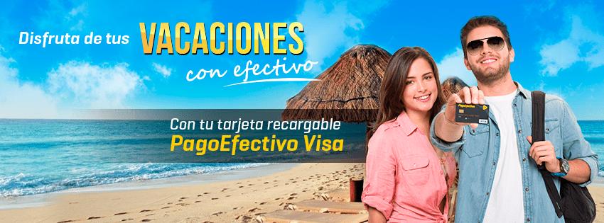 pagoefectivo tarjeta visa