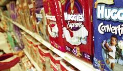 pañales 240x140 - Kimberly Clark es sancionada por colusión con CMPC para subir precios de pañales