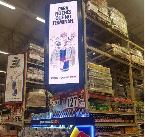 pantallas makro - Makro mejora experiencia de compra mediante uso de pantallas digitales