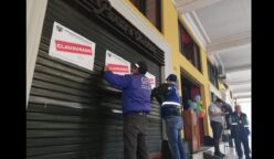 pardos lima clausurada 248x144 - Estas son las pollerías clausuradas por insalubridad en el Centro Histórico de Lima