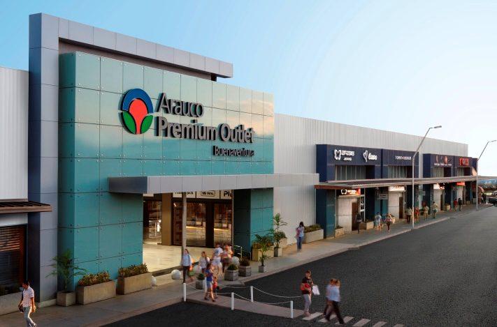 parque arauco buenaventura - Parque Arauco Chile aumentó sus ingresos a 62,3% en este segundo trimestre