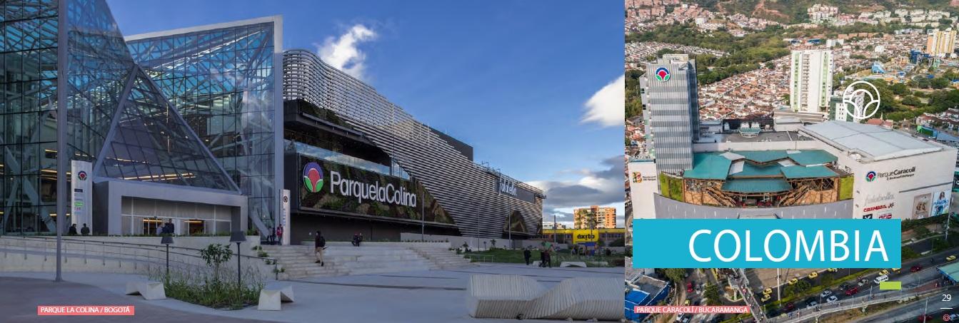 parque arauco colombia 1 - Parque Arauco registra sólido crecimiento en Colombia