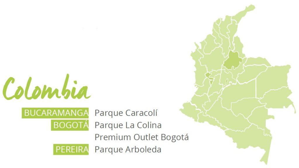 parque arauco colombia centros comerciales 1024x576 - Parque Arauco registra sólido crecimiento en Colombia