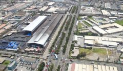 parque industrial de ancon - logistica