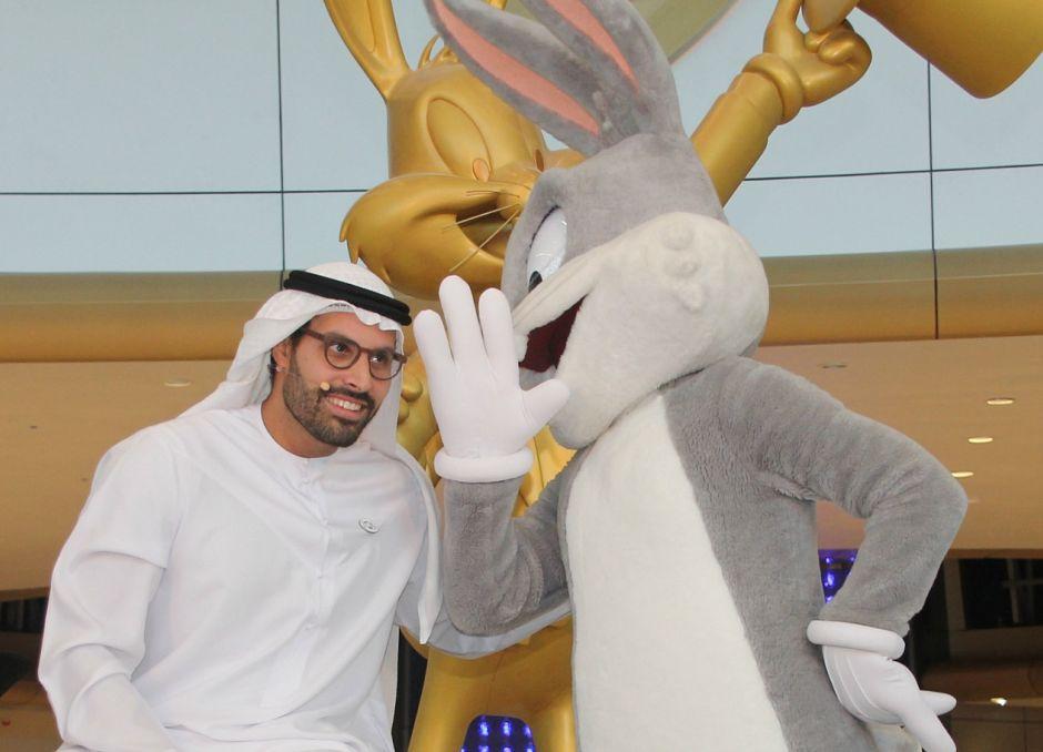 parque warner abu dhabi 7 - Parque temático de Warner Bros abrirá en Abu Dhabi