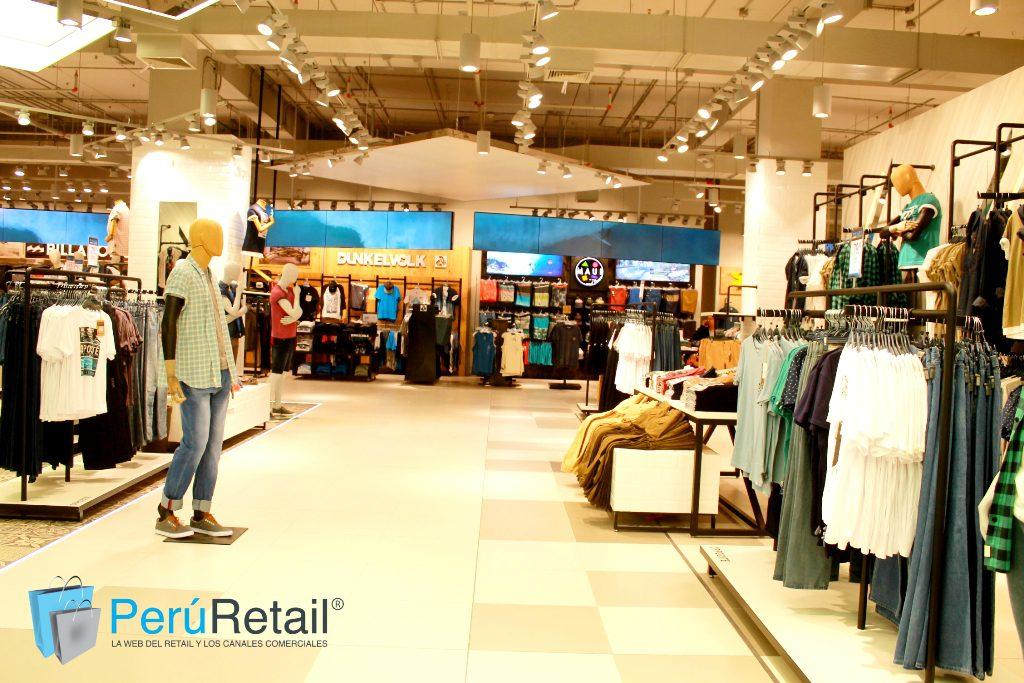 pasillo paris 1843 peru retail 11 - Paris abrirá este sábado su tienda número 11 en Mall del Sur