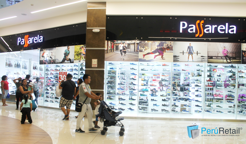 """passarela 6414 Peru Retail  - Passarela: """"Queremos posicionarnos en el mall Costa Mar Plaza"""""""