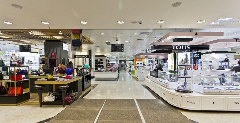 pathway plan el corte ingles - La importancia del visual merchandising en el retail