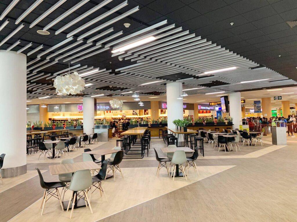patio comida aeropuerto jorge chavez 3 Perú Retail 1024x768 - Este es el remodelado patio de comidas del Aeropuerto Internacional Jorge Chávez