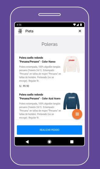 pedido chaty - Perú: Chaty prevé superar los 10 mil pedidos mensuales a cierre de año
