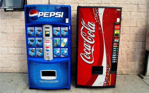 pepsi coca - Pepsi apostará por mayor publicidad para hacer frente a Coca Cola